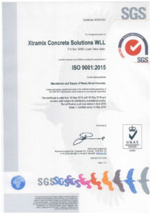 Xtramix-Concrete-Solutions-WLL---ISO-9001_2015